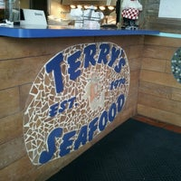 Photo taken at Terry's Seafood & Chicken by Richard C. on 8/28/2012