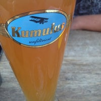 Photo taken at Airbräu Brauhaus by Mk on 8/27/2012
