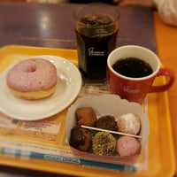 Photo taken at Mister Donut by rzero3 on 5/30/2012