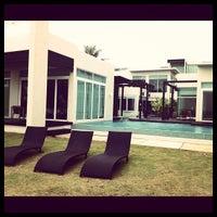 Photo taken at Aleenta Resorts & Spa by Karn S. on 6/4/2012