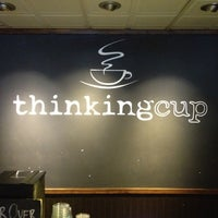 Photo taken at Thinking Cup by Cory O. on 8/31/2012