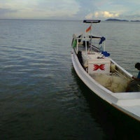 Photo taken at Pelabuhan Kapal Kasipute by nazz v. on 3/2/2012
