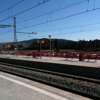 Photo taken at RENFE Cardedeu by Marty S. on 2/23/2012