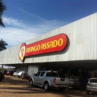 Photo taken at Frango Assado by Guilherme on 7/11/2012
