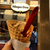 Photo taken at Häagen-Dazs by Marcus B. on 9/13/2012