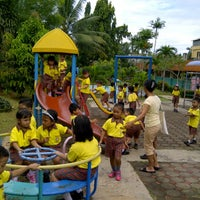 Photo taken at KB Nusa Indah by poet r. on 3/9/2012