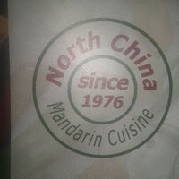 Photo taken at North China Restaurant by Anthony P. on 2/3/2012