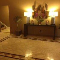 Photo taken at Le Parc Suite Hotel by Roxann N. on 2/19/2012