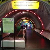 Photo taken at Brooklyn Children's Museum by Brett T. on 3/11/2012