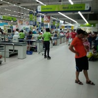 Photo taken at Carrefour by Richard T. on 6/3/2012