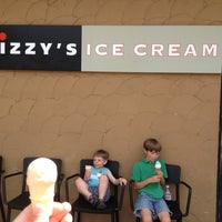 Photo taken at Izzy's Ice Cream Cafe by Michelle B. on 6/30/2012