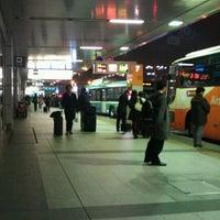 Photo taken at 第1ターミナルバスのりば by でんぱさん on 3/23/2012