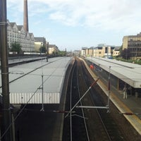 Photo taken at Haymarket Railway Station (HYM) by Andrej V. on 8/16/2012