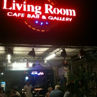 ... Photo Taken At Living Room Bistro U0026amp;amp; Cafe By Dave R. On ...