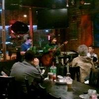 Photo taken at Black Salt Cafe by Tim • V. on 3/25/2012