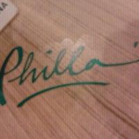 Photo taken at Philla's Cafe n Resto by Heru K. on 9/12/2012