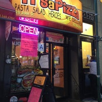 Photo taken at It's a Pizza by Corrie D. on 7/6/2012