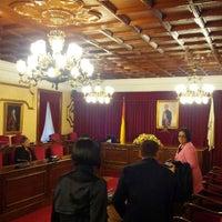 Foto tirada no(a) Concello de Lugo por Iñigo G. em 4/28/2012