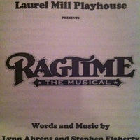 Photo taken at Laurel Mill Playhouse by Sharon H. on 5/26/2012
