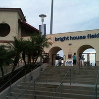 Photo taken at Spectrum Field by Charlie on 7/30/2012