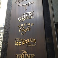 Photo taken at Trump Tower by Eric J. on 4/2/2012