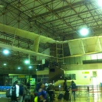 Photo taken at Aeroporto de Caldas Novas (CLV) by Murilo B. on 7/19/2012