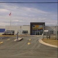 Photo taken at Ragged Lake Transit Centre by Matt T. on 3/19/2012