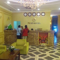 Photo taken at Mai Hotel by Carlo M. on 8/24/2012