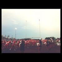 Photo taken at Cabot High School by Austin W. on 9/8/2012