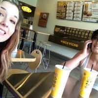 Photo taken at Which Wich? Superior Sandwiches by Kaytee M. on 5/31/2012