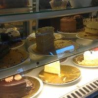 Photo taken at Biscottis by Kira T. on 6/10/2012