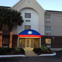 Photo taken at Candlewood Suites Miami Airport - Doral by mLehua on 2/16/2012