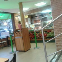 Photo taken at Subway by Kayo A. on 9/6/2012