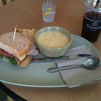 Photo taken at Panera Bread by Alyssa on 7/20/2012