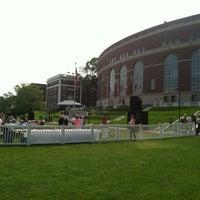 Photo taken at Wesleyan University by Jenn P. on 5/27/2012
