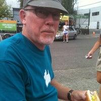 Photo taken at Lucky Labrador Brew Pub by Jim W. on 9/9/2012