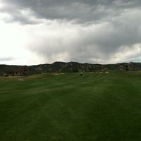 Photo taken at Eagle Ranch Golf Course by Ben D. on 5/27/2012