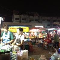 Photo taken at ตลาดนัดหน้าหมู่บ้าน by Sabrin E. on 4/11/2012