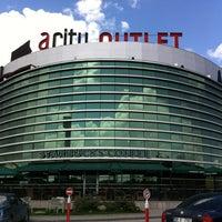 4/15/2012 tarihinde Metinol 💉ziyaretçi tarafından ACity Premium Outlet'de çekilen fotoğraf