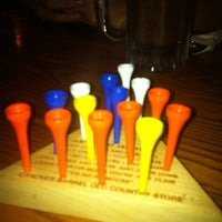 Photo taken at Cracker Barrel Old Country Store by Heather R. on 4/29/2012