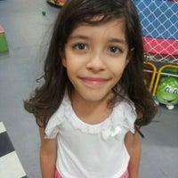 Photo taken at Quebra Nozes Buffet by Vanessa S. on 4/15/2012