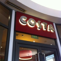 Photo taken at Costa Coffee by Kaofang T. on 4/14/2012