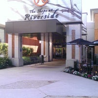 Photo taken at The Shops at Riverside by Charlene M. on 8/30/2012