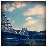 Photo taken at Schillergarten by Kai M. on 6/27/2012