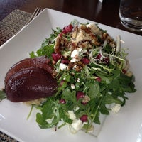 Photo taken at Saltwood Charcuterie & Bar by Tiffany D. on 5/16/2012