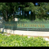 Photo taken at University of California, Berkeley by Anya E. on 8/19/2012