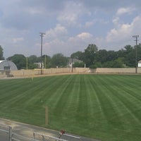Photo taken at A. A. Garthwaite Stadium by Mike M. on 8/22/2012