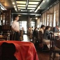 Photo taken at Old Shangai by Julian d. on 8/25/2012