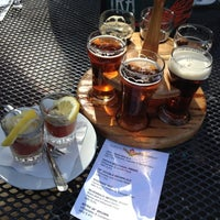 Photo taken at Cascade Lakes Brewing by Matt B. on 6/10/2012