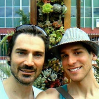 Photo taken at Hollywood Dream Garden by Christopher G. on 4/25/2012